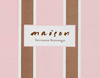 Identity: Maison Interior Redesign