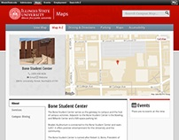 Illinois State Maps Website