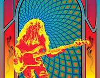 Tal Wilkenfeld Retro Concert Poster