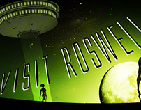 Roswell, NM postcard