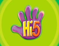 Hi5 VFX Reel Series 11-12