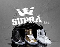 Supra Footwear Kids Advertisement