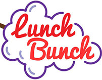Lunch Bunch - Branding & Event Collateral