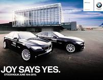BMW Sweden