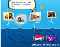 Yahoo! Music Ads for OgilvyOne