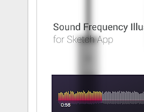 Sound Frequency UI Element (FREE)