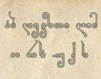Georgian letters