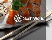 Sushi World // Brand
