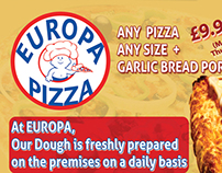Europa Pizza