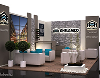 Ghelamco exhibirion stand