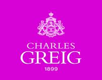 Charles Greig Jewellery adverts