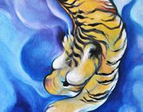 Fading Tiger
