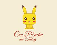 Pikachu Papercarft