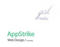 AppStrike Web Design