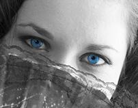 Photography: NZ Make-up girl photoshoot - 2011