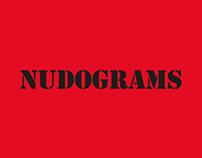 CUIDADO EDITORIAL DEL LIBRO DE POSTALES NUDOGRAMS /2016