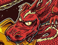THE UPRISING: THE CAFA DRAGON