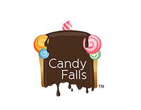 Candy Falls شلال الحلوى