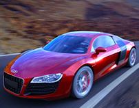 Audi r8 Road Car