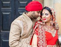 Randeep & Amrit - Asian Wedding London