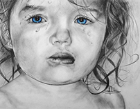 Child 2_pencil drawing