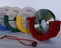 Sacer cd-case