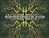 Élémentaire Zine Covers