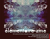 Élémentaire Zine Submissions Posters