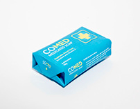 Caribbean Growers Association Soap Packaging Concept