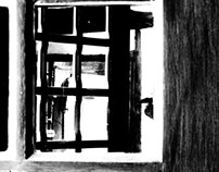 fenêtres et reflets
