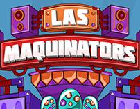 Lindley - Las Maquinators