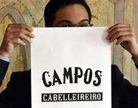 Identidade Corporativa | Campos Cabelleireiro