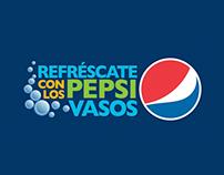Promo: Pepsi Vasos