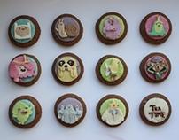 Cookies Adventure Time