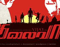 Fanart Poster for Thalaivaa 2013!