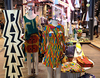 Urban Outfitters Bazaar Setup 2013