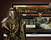 Bet Realm - online medieval themed live casino