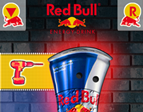 Red Bull - ART of CAN