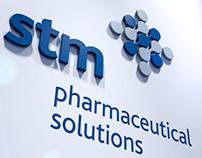 Logo und Corporate Design / STM