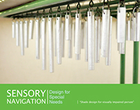 Sensory Navigation - Design for Special Needs