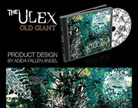 'THE ULEX' - Old Giant. Logo & product  design