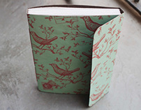 Handmade Bridesmaid Journal