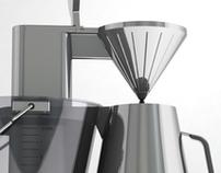 Coffee machine concept