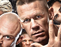 Official WWE 2013 Venue Program