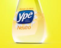 Detergente Ypê em Gel - Projeto Conceito
