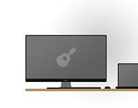 Home Workspaces Illustration