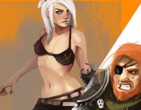 Character Design I