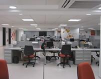 Imagen de Marca Xerox, en áreas de oficina