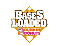 Dunkin' Donuts Bases Loaded Promo