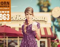 The Coffee Bean 50th Anniversary Campaign